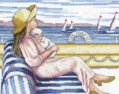 Royal Princess Cross Stitch Kit