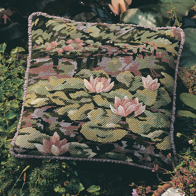 Waterlilies - Tapestry / Needlepoint Kit