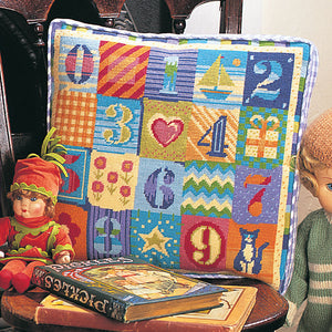 Numbers - Tapestry / Needlepoint Kit