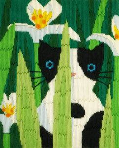 Felix (Cats) Long Stitch Kit