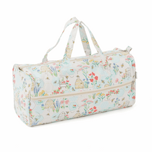 Load image into Gallery viewer, Knitting Bag (Fabric Handles) - Sewing Bee