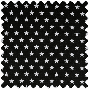 Knitting Pin Case (Soft) - Black Star