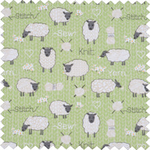 Load image into Gallery viewer, Knitting Pin Case ~ Sheep
