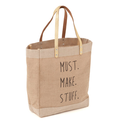 Tote Bag ~ Must Make Stuff