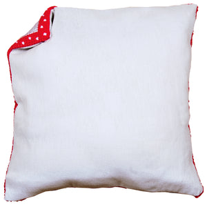 Cushion Back - Grey without Zipper - 45cm x 45cm