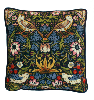 Strawberry Thief (William Morris) Tapestry Kit