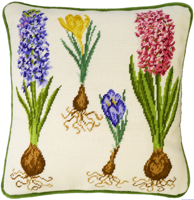 Hyacinth And Crocus Tapestry Kit