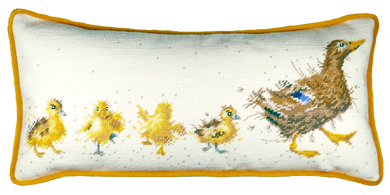 Mother Duck Tapestry Kit
