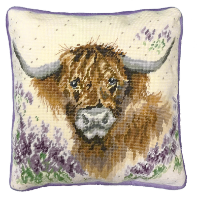 Highland Heathers Tapestry Kit