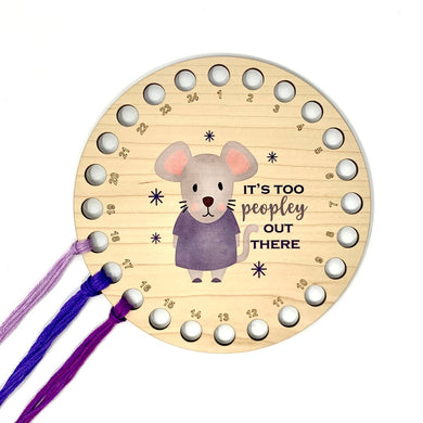Mouse (Too Peopley) Thread Organiser