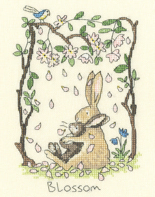 Blossom Cross Stitch Kit