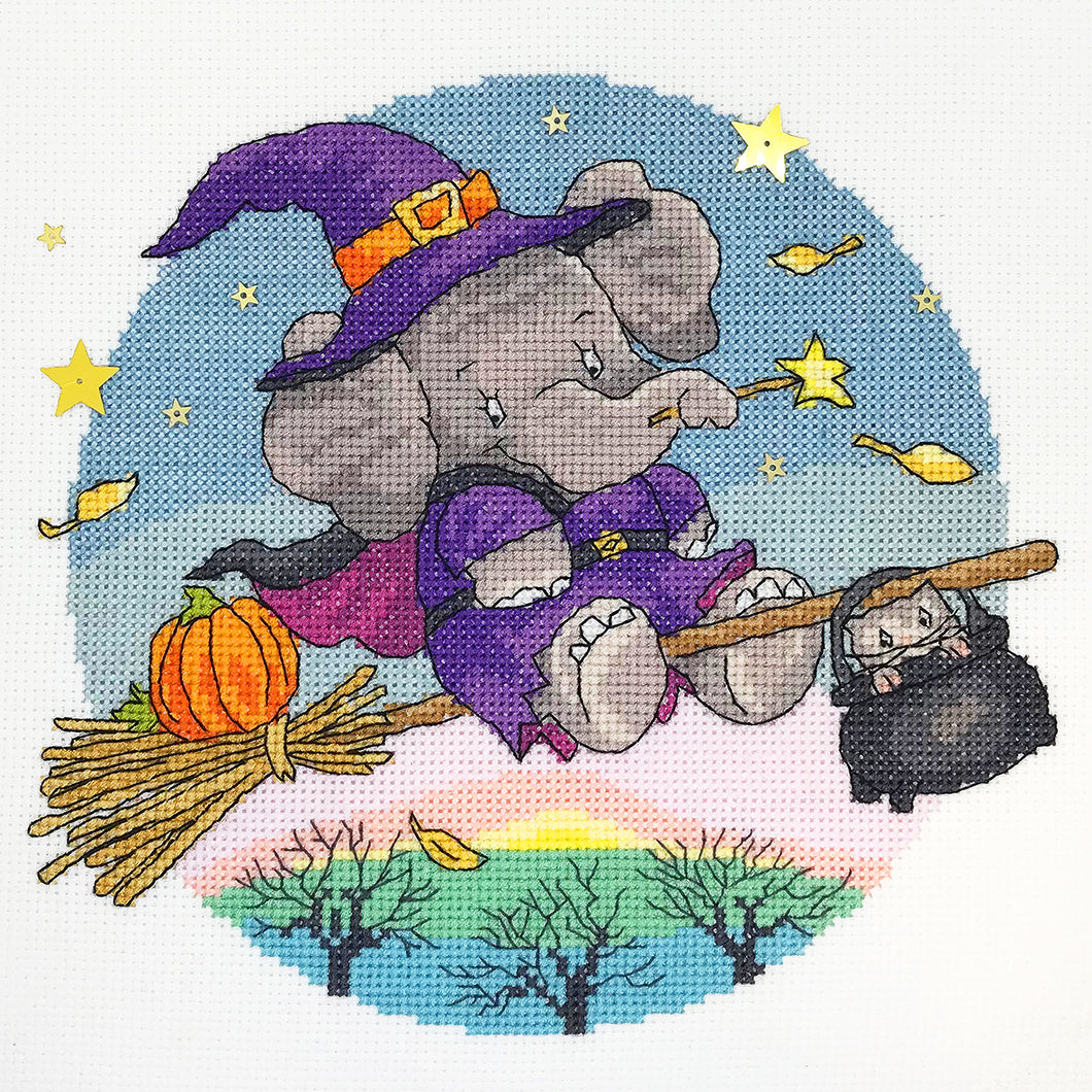 Elly - Hallow Elly Cross Stitch Kit