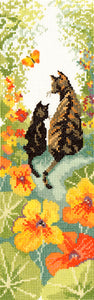 Follow Me 1 Cross Stitch Kit