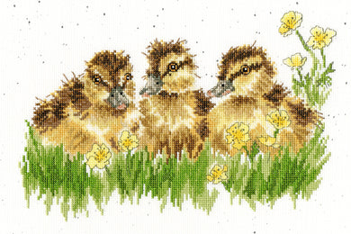 Buttercup Cross Stitch Kit