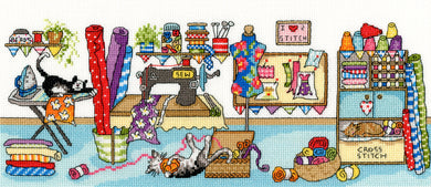 Sewing Fun Cross Stitch Kit
