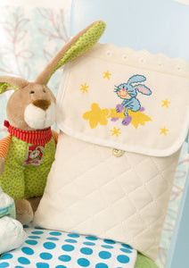 Flying Bunny ~ Baby ~ Downloadable PDF
