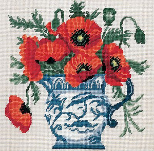 Poppies Tapestry Kit