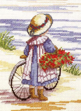 Flowers for Home Cross Stitch Kit