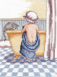 Curiosity Cross Stitch Kit