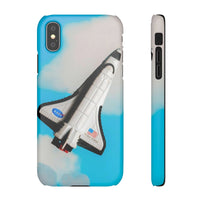 iPhone XS case | Space Shuttle