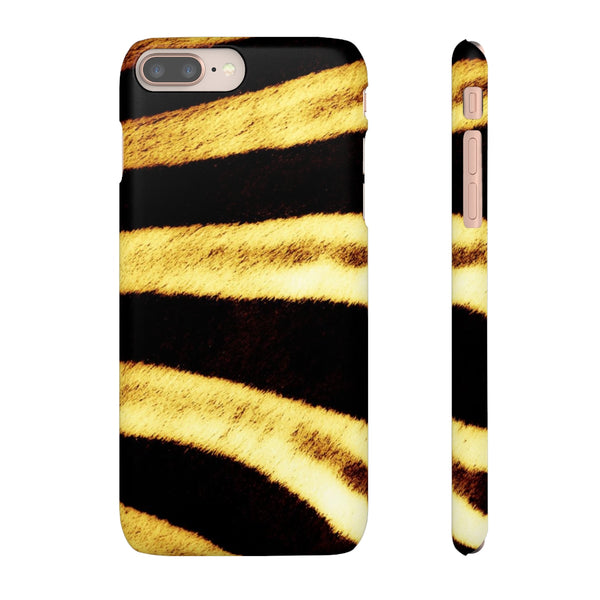 iPhone 8 Plus case | Wild Stripes