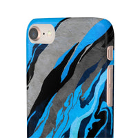 iPhone case | Camo Blue