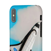 iPhone X case  | Space Shuttle