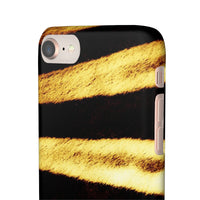 iPhone X case | Wild Stripes