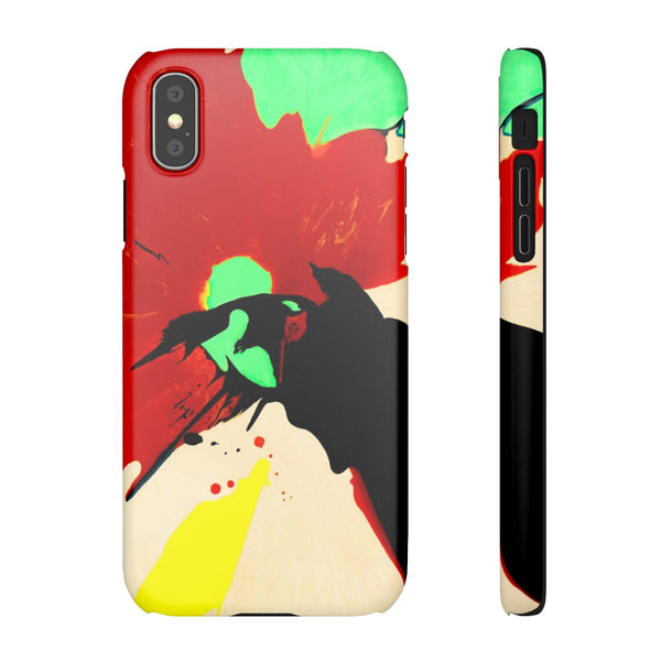 iPhone XS case | Splash