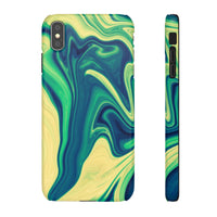 iPhone case | Liquid Marble