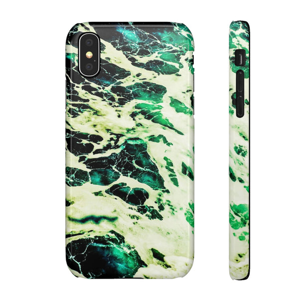iPhone case | Ocean Marble