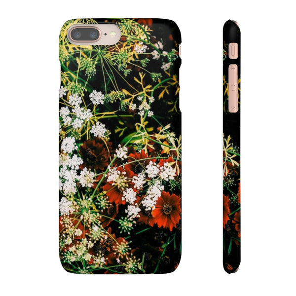 iPhone 8 Plus case | Wild Flora
