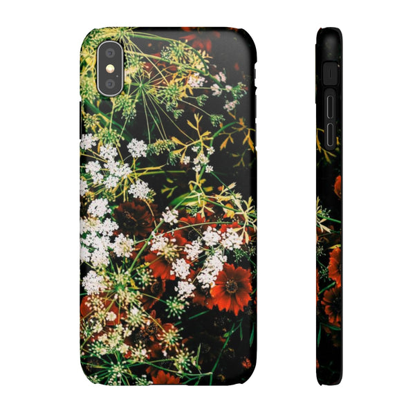 iPhone XS Max case | Wild Flora