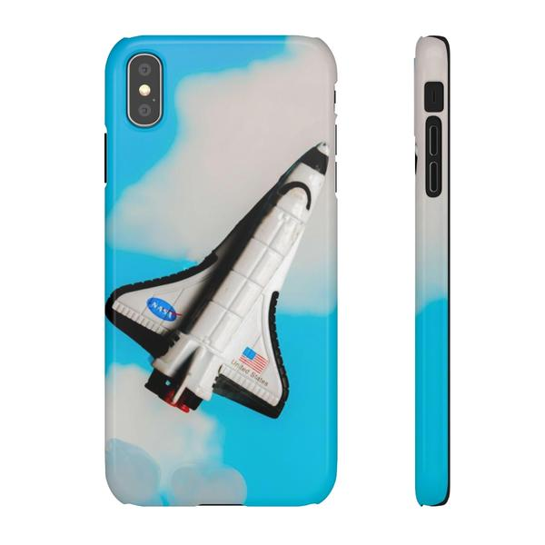 iPhone XS Max case | Space Shuttle