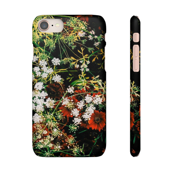 iPhone 8 case | Wild Flora