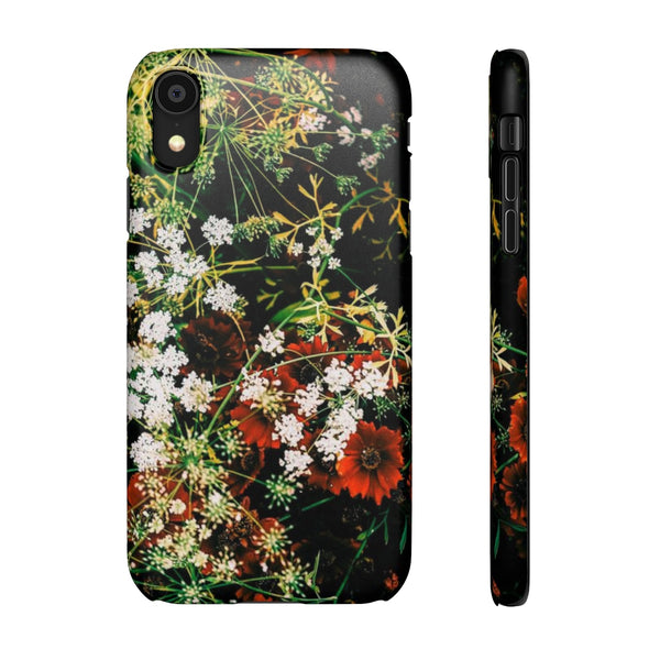iPhone XR case | Wild Flora
