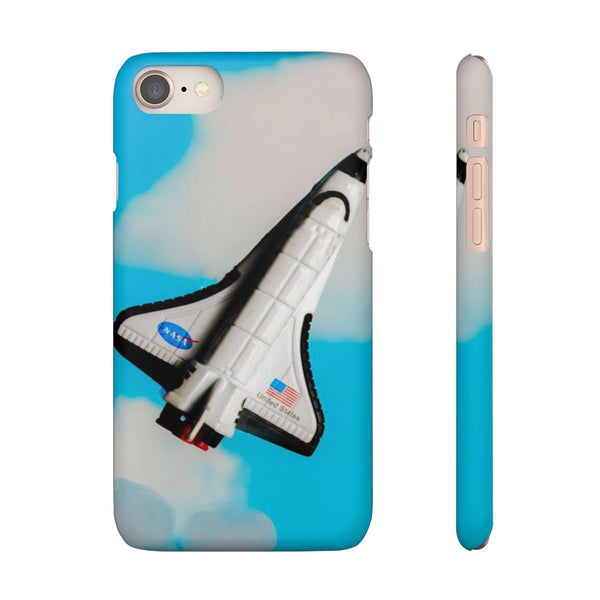 iPhone 8 case | Space Shuttle