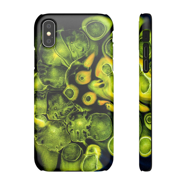 iPhone XS case | Bubble Marble