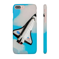 iPhone 7 Plus case | Space Shuttle