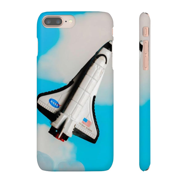 iPhone 8 Plus case | Space Shuttle