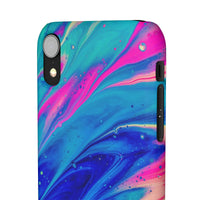 iPhone case | Pastel Marble