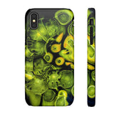 iPhone X case | Bubble Marble