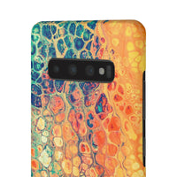 iPhone 7 Plus case | Rainbow Marble
