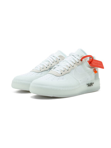 "NIKE The 10 : Nike Air Force 1 Low  ""Off White"""