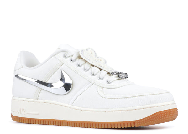 "Nike Air Force 1 Low ""Travis Scott"" White"