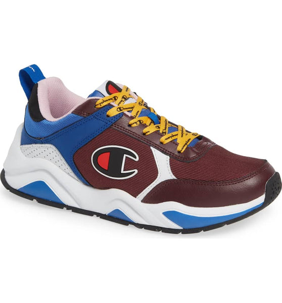 Champion 93Eighteen SP Block Brown Sneaker