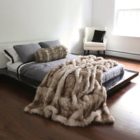 Luxurious Faux Fur Blanket - Setse's Shop