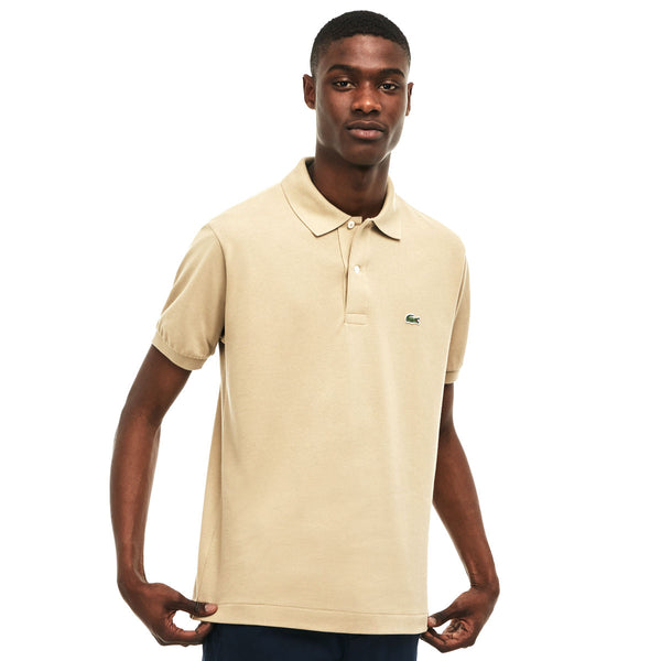 Lacoste Mens 2018 Classic Cotton Short Sleeve Polo Shirt