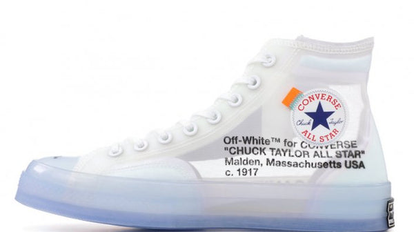 Converse x Off-White Chuck 70 Hi-Top - Setse's Shop