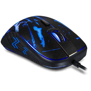 SI-9003 Optical Gaming Mouse - Side angled view